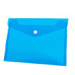 Koperta na zatrzask PP BT610 niebieska