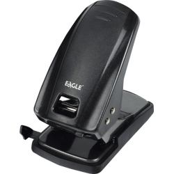 Dziurkacz EAGLE P7123 grafitowy